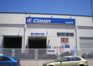 claxon algete