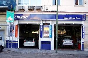 claxon madrid