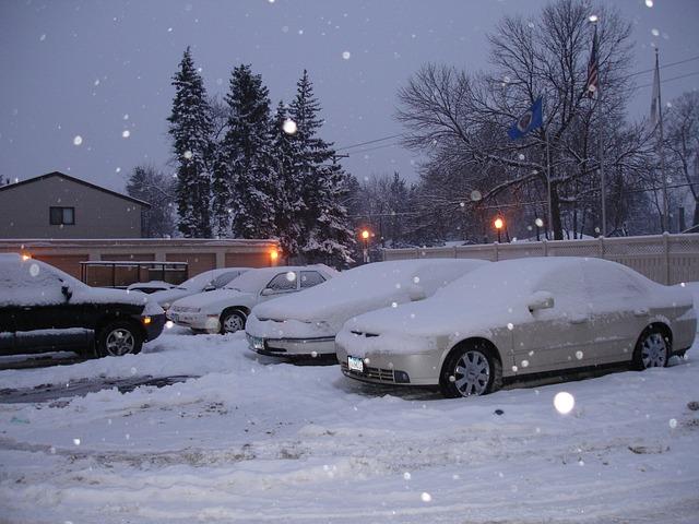 guardar-coche-bajo-techo-invierno