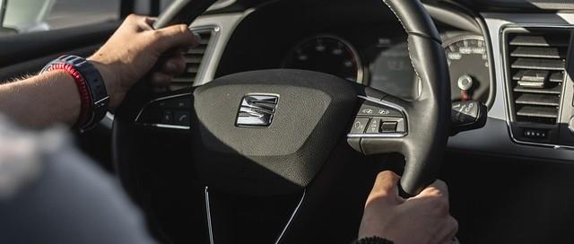 Dirección del coche
