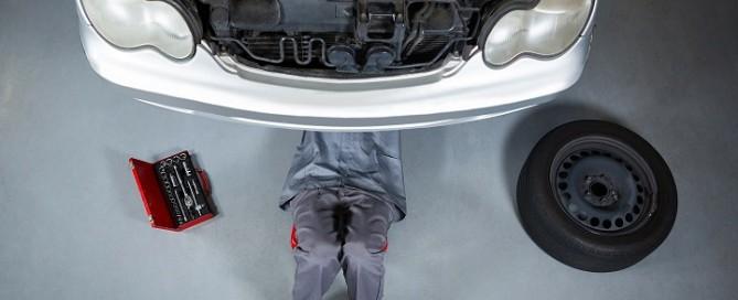 Boxes para reparación de coches