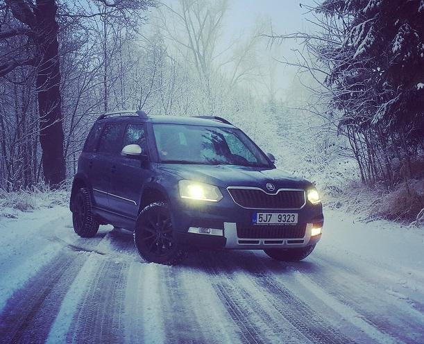 Preparar coche para conducir en invierno