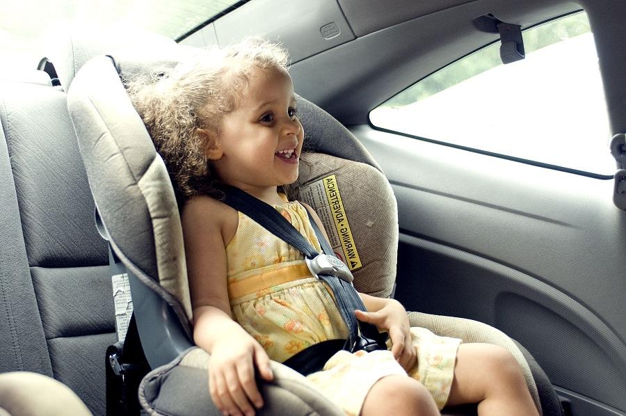 golpe de calor en niños dentro del coche